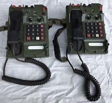 U.S. Military Field Telephones.