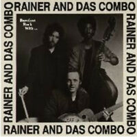 "Rainer Ptacek : Barefoot Rock With Rainer and Das Combo VINYL 12"" Album 2 discs"