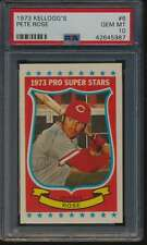 1973 Kellogg #6 Pete Rose  PSA 10  GEM MINT 52784