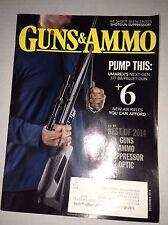 Guns & Ammo Magazine Umarex's Next Gen Pellet Gun December 2014 040117NONRH