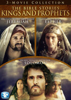 The Bible Stories: Kings and Prophets [New DVD] Widescreen