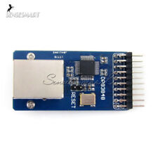 DP83848 Ethernet Physical Transceiver RJ45 connector control interface Board Kit