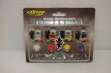 CARSON XMODS 59701 RACE Motore Set (4er SET) NUOVO & OVP