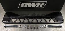 Blackworks BWR Rear Subframe Brace 02-06 Acura RSX / RSX Type S DC5 BLACK