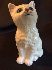 Hand Painted Royal Doulton Porcelain Kitten Black Backstamp