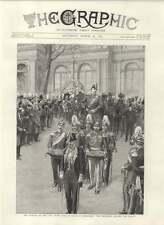 1892 Funeral Grand Duke Of Hesse Darmstadt