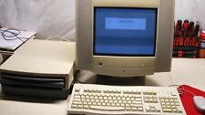 Original Macintosh Powerbook Duodock M7779 W/Powerbook DUO230 Schiffe Weltweit