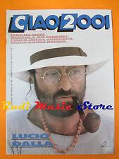 rivista CIAO 2001*39/1990 POSTER Nannini Lucio Dalla Faith No More Siouxsie Nocd