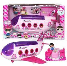 LOL Surprise House Doll Original Dolls Airplane Toys Plane Model C
