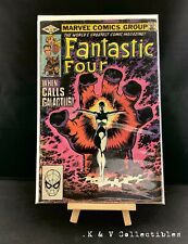 Marvel Fantastic Four Issue 244 (POOR CONDITION, 1982) BAGGED & BOARDED