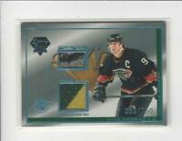 2003-04 Pacific Luxury Suite #8 Mike Modano PATCH STICK Stars /150