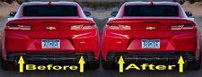 2016 + Camaro Rear Reflector Blackout Lens Cover Kit  SS LT