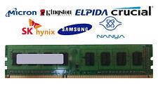 1GB DDR3-1066 PC3-8500U 1Rx8 ddr3 SDRAM Desktop Memory