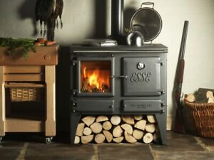 Brand new Esse Ironheart ECO Stove Range cooker Oven wood fired iron heart