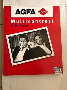 Agfa multicontrast classic MCC 118 FB 20x24 50 sheets