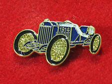Delage Automobile Race Car Pin Rene Thomas Indy 500 Race Pin 1914 Winner, (**)
