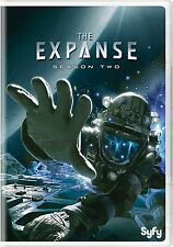 The Expanse: Season Two 2 (DVD, 2017, 4-Disc Set) PREORDER-Release Date 7/18