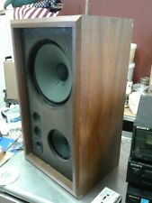 VINTAGE SONICS AS-337 4 Way SPEAKERS pair tested and playing!
