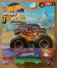 Hot Wheels Delivery Monster Truck 1:64 Die Cast Car HW Flames 2/7