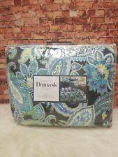 Charter Club Damask Design 300Tc Cotton Multi-Paisley 2-Pc Twin Comforter Set