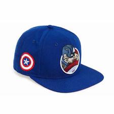 Marvel Captain America 3 Cap America Retroflect 950 Snapback Baseball Cap