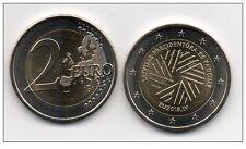 2015 LETTONIA 2 euro PRESIDENZA UNIONE EUROPEA FDC