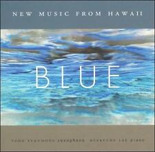 BLUE: NEW MUSIC FROM HAWAII (NEW CD)