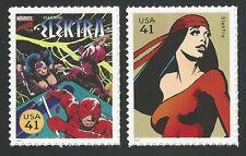 Elektra Daredevil #176 Marvel Superhero US Stamp Collection MINT Never Hinged!