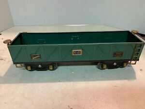 American Flyer Wide Gauge - 4017 Sand and Gravel Car A