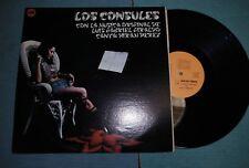 Los Consules Con La Musica Original De Luis Giraldo Canta Hiram Perez Chicago LP
