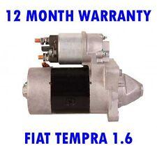 FIAT TEMPRA 1.6 SALOON ESTATE 1994 1995 1996 RMFD STARTER MOTOR