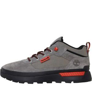 Timberland Field Trekker Low Hiking Boot for Men in Grey