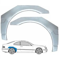 MERCEDES CLK W208 COUPE 1997-2003 REAR WHEEL ARCH REPAIR PANEL / SET OF 2 / PAIR