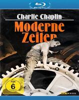 Charlie Chaplin - Moderne Zeiten                                 | Blu-ray | 396