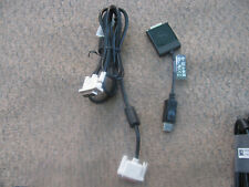 Dell DP/N 0KKMYD Display Port to DVI Monitor AV Video Adapter Cable + 6ft DVI-D