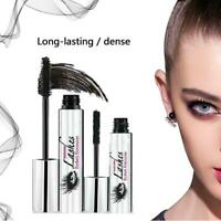 DDK 4D Silk Fiber Lash Mascara Eyelashes Long Extension Long Up Last Make O8D7