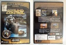 GROUND CONTROL + ESPANSIONE SIGILLATO PC WINDOWS MAC ITALIANO SIERRA BEST NUOVO