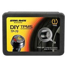 Steel Mate hágalo usted mismo de presión de neumáticos sistema de seguimiento / Calibre-Auto / rendimiento tp-70