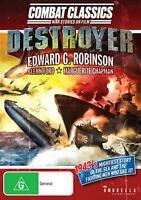 Destroyer | Combat Classics (DVD) NEW/SEALED