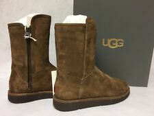 Ugg Italian Luxe Collection Abree Short Shearling Boots 1009250 Women's