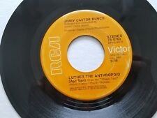JIMMY CASTOR BUNCH - Luther The Anthropoid (Ape Man) / Party Life 1972 FUNK SOUL