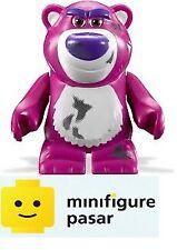 Lego Disney Pixar Toy Story 7599 7596 - Lotso Bear Dirt Stains Minifigure - New