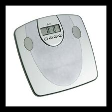 Electronic Digital Scales | Bathroom Scales | Fat Analyser | 150kg Capacity