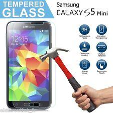 PELLICOLA SCHERMO VETRO TEMPERATO PER Samsung Galaxy S5 MINI G800 sottile 0.26mm