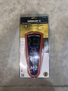 ZIRCON SuperScan M2 Stud Finder 71432