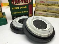 WESTERN SKEETS & Shell BOX lot of for Camp Man Cave Pistol Shot Gun Rifle used