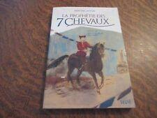 la prophetie des 7 chevaux livre III les chevaux du vent - MARTINE LAFFON