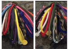 (15) Regular & (15) Newborn Paracord Whelping Collars Same Colors As Our Velcro®