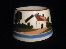 Vintage Royal Watcombe Torquay Ware Sugar Bowl Excellent Condition