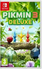 PIKMIN 3 DELUXE EDITION - NINTENDO SWITCH - BRAND NEW & SEALED